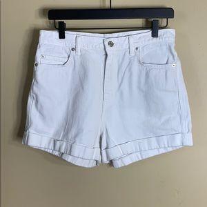 Gap original high rise shorts mom shorts